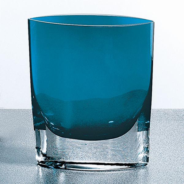 cobalt blue aqua large p art vases vase botanical blown tommie htm hand glass rush